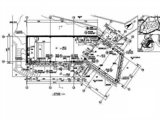 茶室设计立面图 - 5