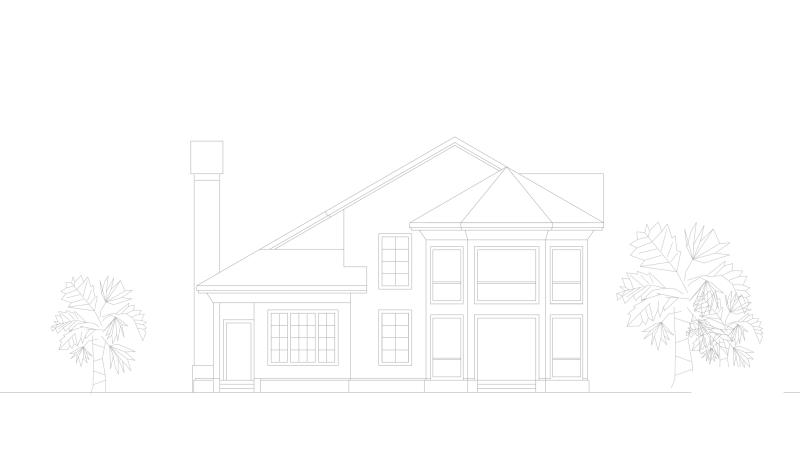 经典别墅施工图 - 3