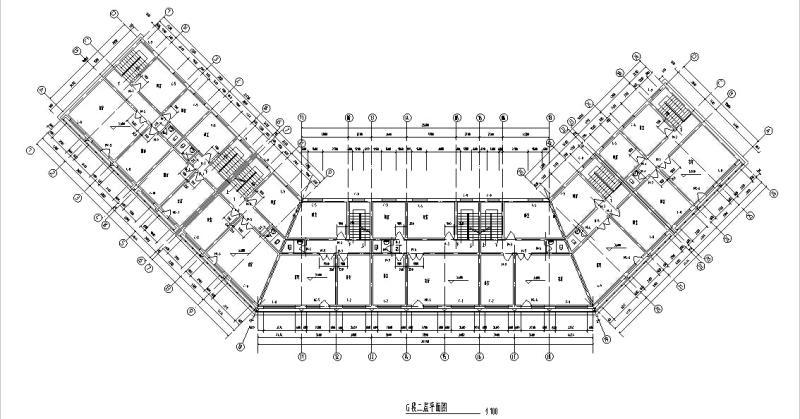 中式仿古建筑设计 - 1