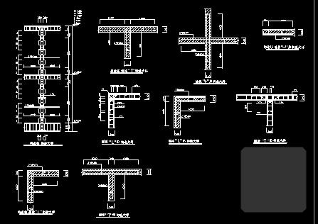 钢筋混凝土结构图 - 3