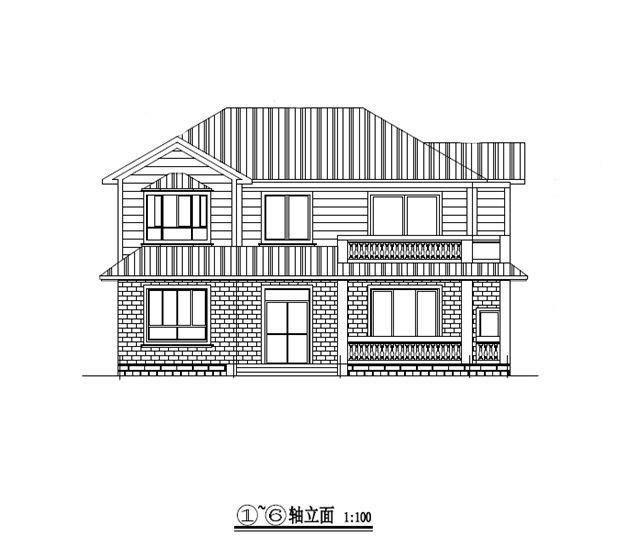 钢筋混凝土结构图 - 4