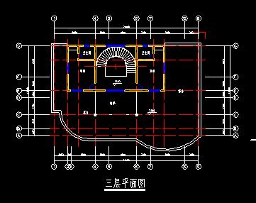 别墅设计结构图纸 - 2