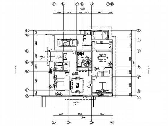 农村设计图纸效果图 - 4