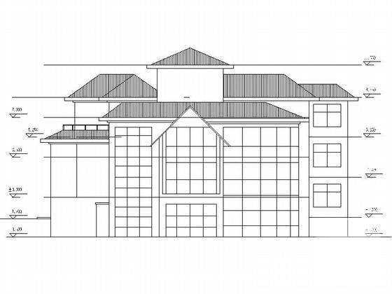 别墅设计图纸效果图 - 5