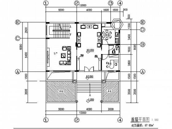 欧式独栋别墅 - 1