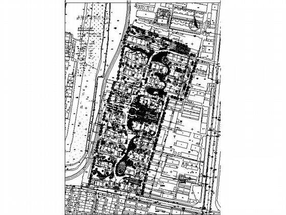 居住区规划方案 - 1