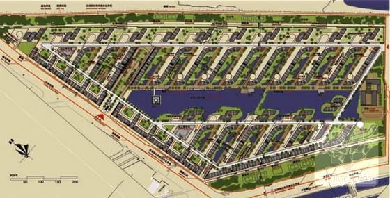 居住区规划平面图 - 2