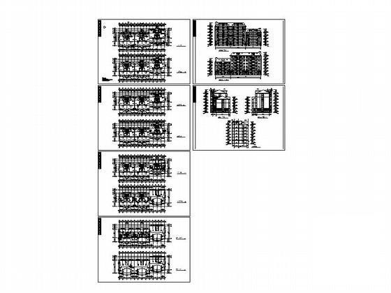 现代多层建筑 - 1
