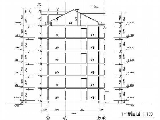 现代多层建筑 - 2