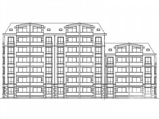 现代多层建筑 - 3