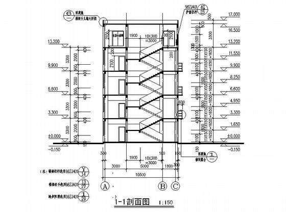 建筑施工图设计公司 - 1