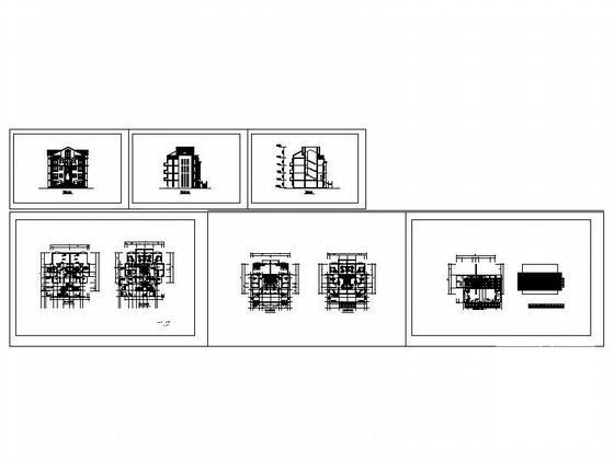 花园洋房建筑设计 - 2