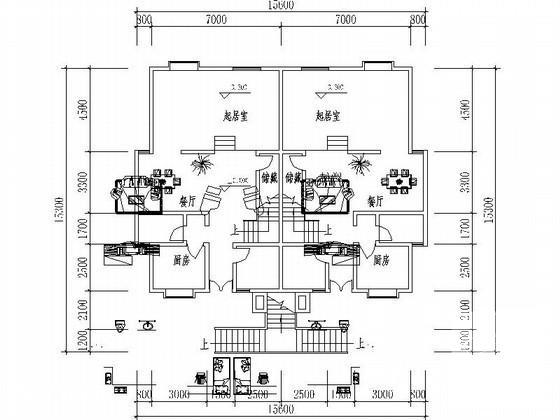花园洋房建筑设计 - 3