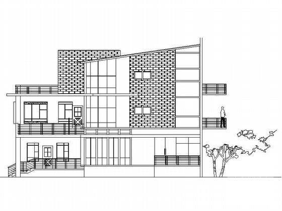 多层建筑效果图 - 3