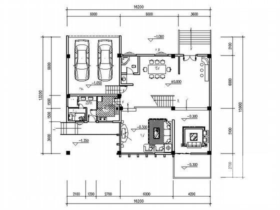 多层建筑效果图 - 4