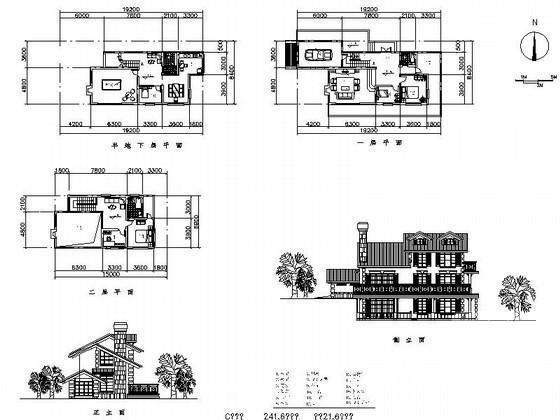 别墅入口设计 - 4