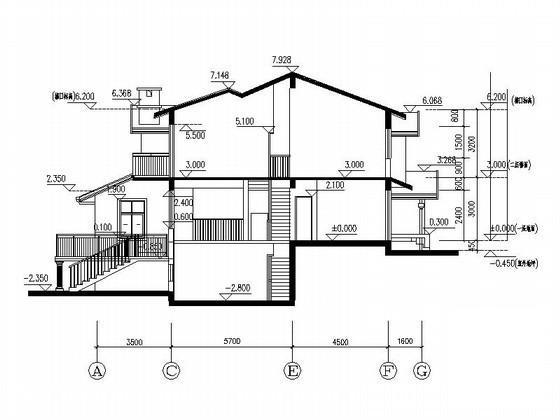 中式独栋别墅 - 4