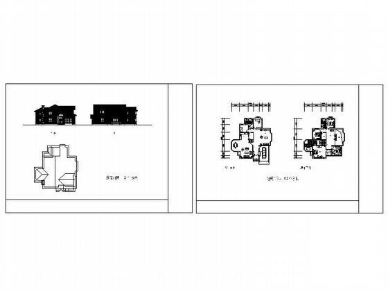 别墅入户设计 - 3