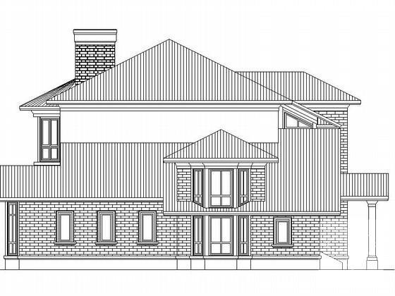 别墅入户设计 - 2