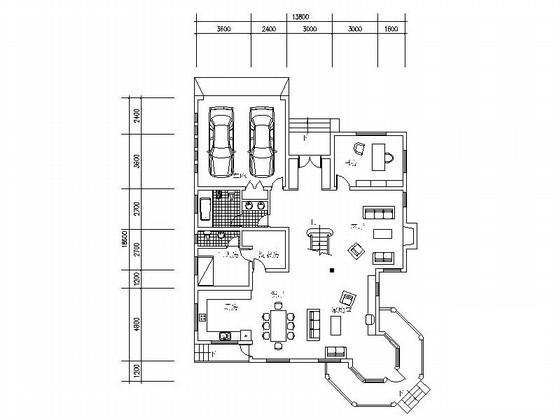 别墅入户设计 - 4
