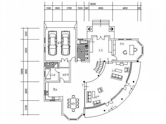 休闲建筑设计 - 4