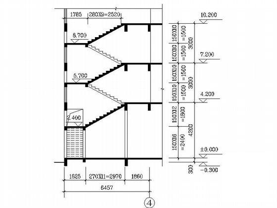 建筑详图标注 - 1