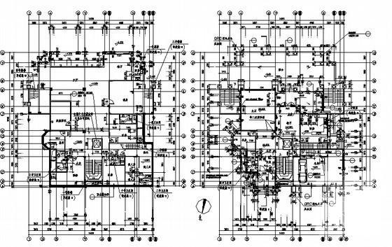 建筑图纸样板 - 2