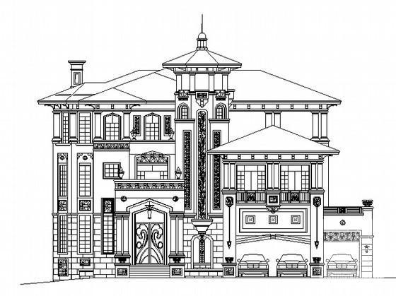 建筑图纸样板 - 4