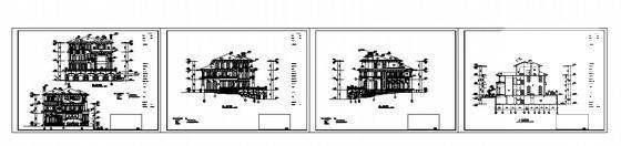 样板房设计施工图 - 2