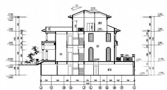 样板房设计施工图 - 3