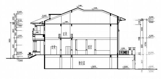建筑图纸样板 - 3