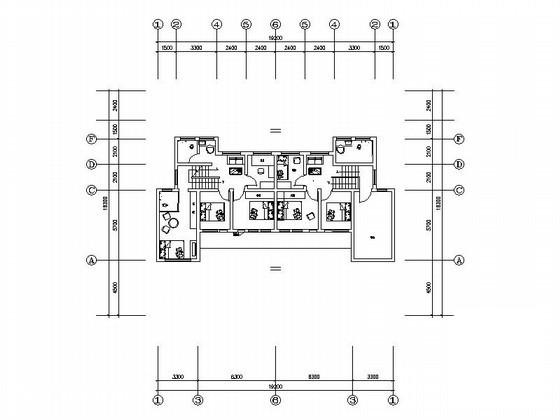 中式别墅方案 - 1