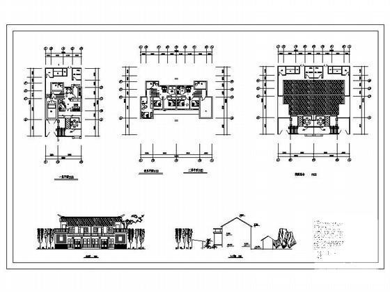 中式别墅方案 - 3