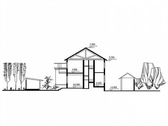 中式别墅方案 - 4