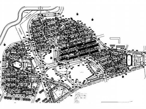 总平面规划图 - 1