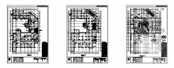 住宅小区住宅楼结构 - 2