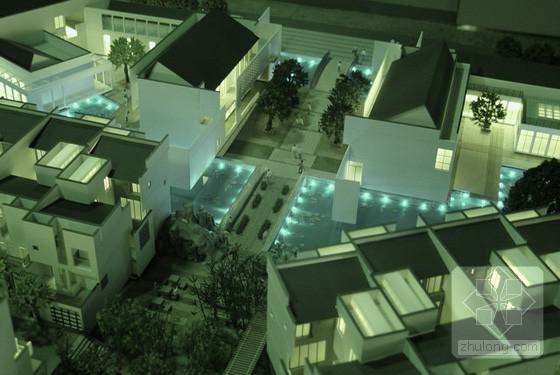 小别墅建筑模型 - 4