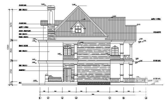 建筑设计规划方案 - 1