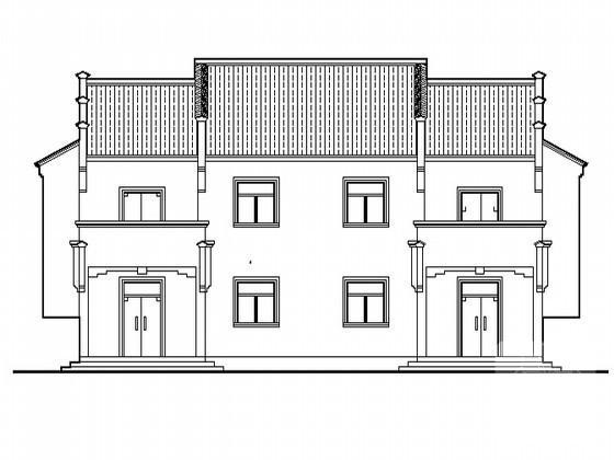 农村建筑图纸效果图 - 2