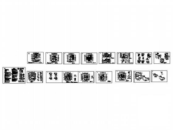 中式别墅设计说明 - 2