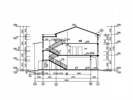 中式别墅设计说明 - 4