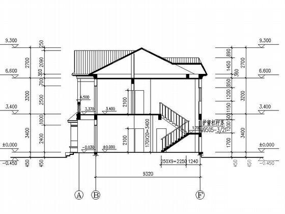 建筑总说明 - 3