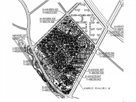 别墅区规划设计 - 1