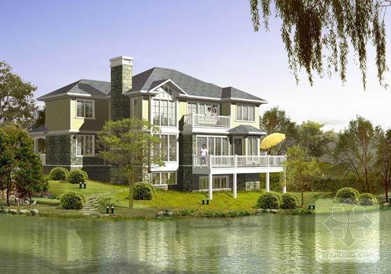 别墅设计结构图纸 - 4