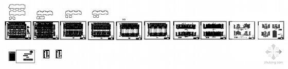 住宅建筑效果图 - 1