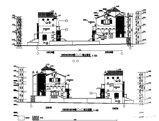 住宅建筑效果图 - 2