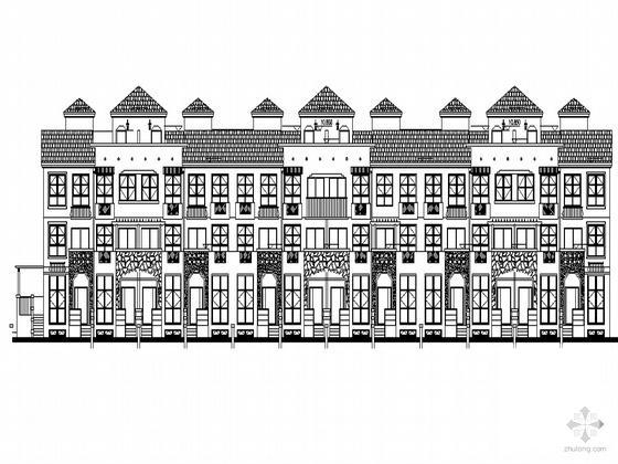 住宅建筑效果图 - 3