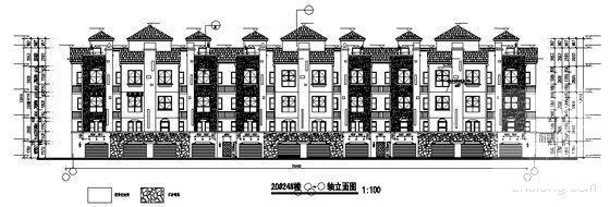 住宅建筑效果图 - 5