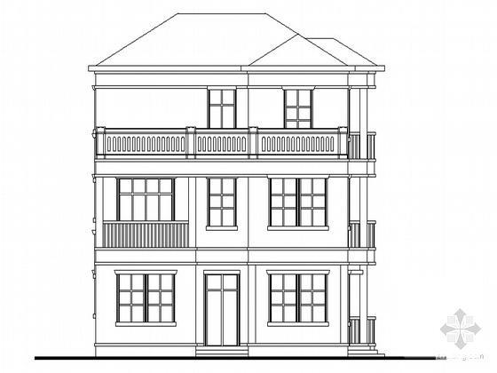 新农村别墅结构 - 4