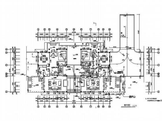 双拼别墅建筑设计 - 3